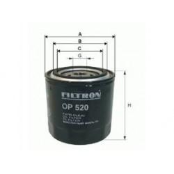 Olejový filter Filtron OP587
