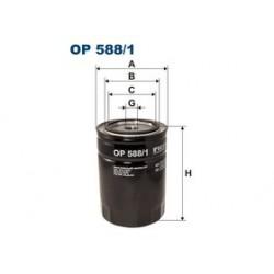 Olejový filter Filtron OP588/1