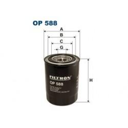 Olejový filter Filtron OP588