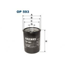Olejový filter Filtron OP593