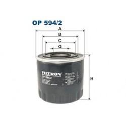Olejový filter Filtron OP594/2