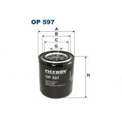 Olejový filter Filtron OP597