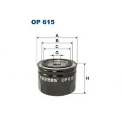 Olejový filter Filtron OP615