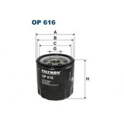 Olejový filter Filtron OP616