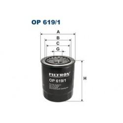 Olejový filter Filtron OP619/1