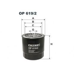 Olejový filter Filtron OP619/2