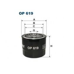 Olejový filter Filtron OP619
