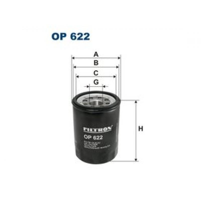 Olejový filter Filtron OP622