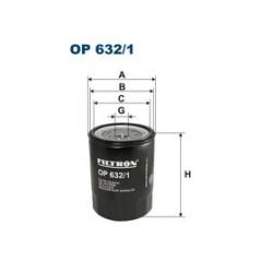 Olejový filter Filtron OP632/1