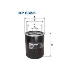 Olejový filter Filtron OP632/5