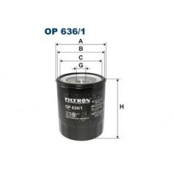 Olejový filter Filtron OP636/1