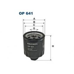 Olejový filter Filtron OP641