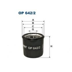Olejový filter Filtron OP642/2