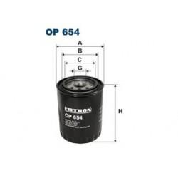 Olejový filter Filtron OP654