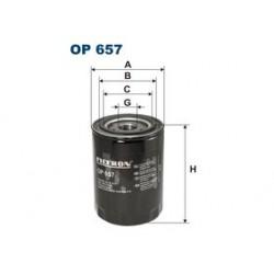 Olejový filter Filtron OP657