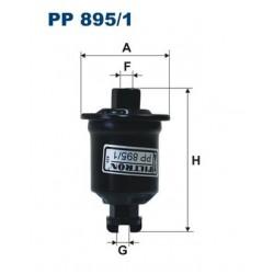 Palivový filter Filtron PP895/1
