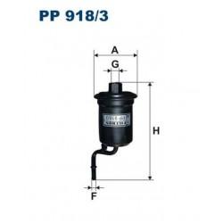 Palivový filter Filtron PP918/3