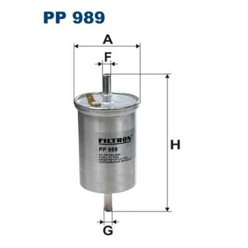 Palivový filter Filtron PP989