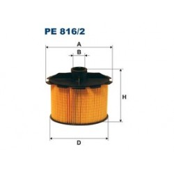 Palivový filter Filtron PE816/2