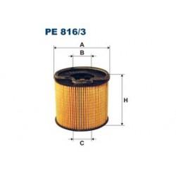 Palivový filter Filtron PE816/3