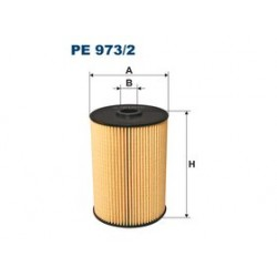 Palivový filter Filtron PE973/2