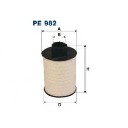 Palivový filter Filtron PE982