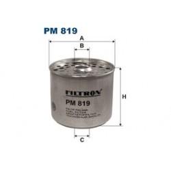 Palivový filter Filtron PM819
