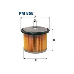 Palivový filter Filtron PM858