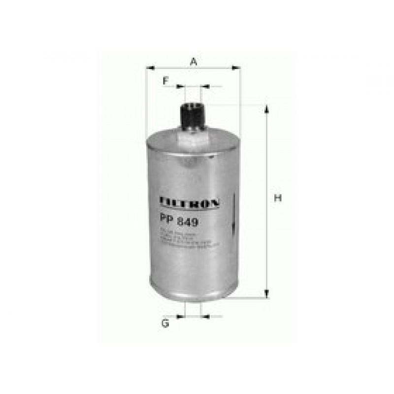 Palivový filter Filtron PP828