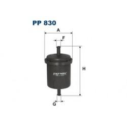 Palivový filter Filtron PP830