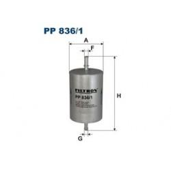 Palivový filter Filtron PP836/1