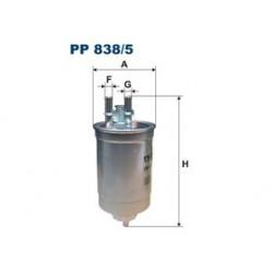 Palivový filter Filtron PP838/5