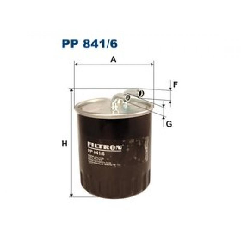 Palivový filter Filtron PP841/6