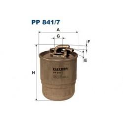 Palivový filter Filtron PP841/7