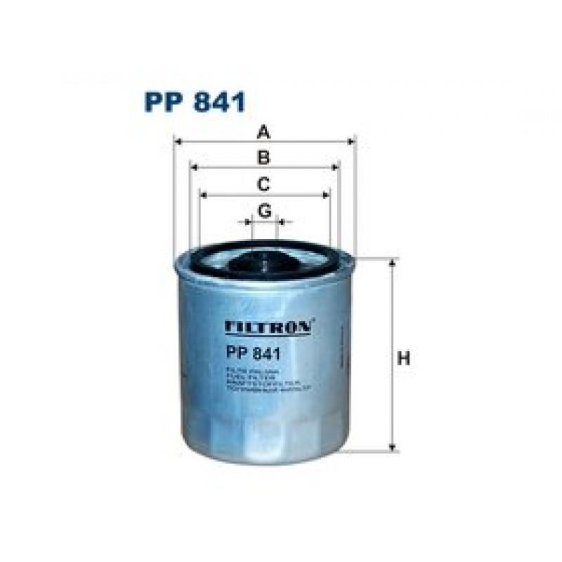Palivový filter Filtron PP841
