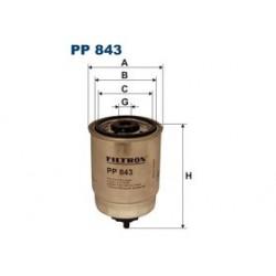Palivový filter Filtron PP843