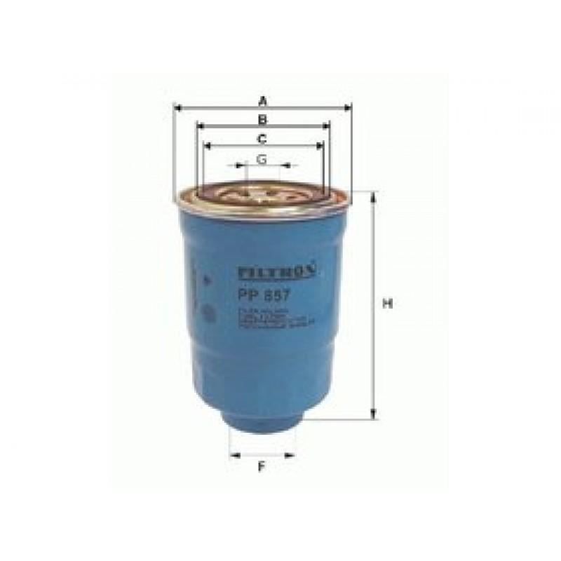 Palivový filter Filtron PP852