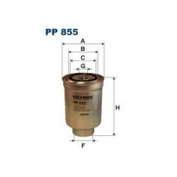 Palivový filter Filtron PP855