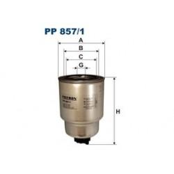 Palivový filter Filtron PP857/1