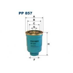 Palivový filter Filtron PP857