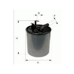 Palivový filter Filtron PP857/6