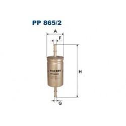 Palivový filter Filtron PP865/2