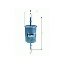 Palivový filter Filtron PP866/3