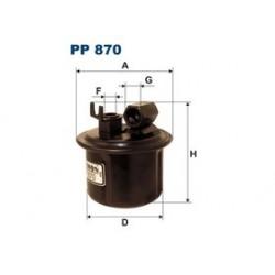 Palivový filter Filtron PP870