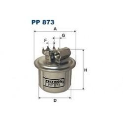 Palivový filter Filtron PP873