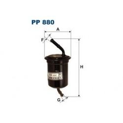 Palivový filter Filtron PP880
