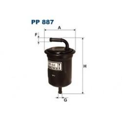 Palivový filter Filtron PP887