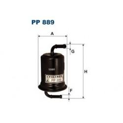 Palivový filter Filtron PP889