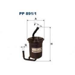 Palivový filter Filtron PP891/1