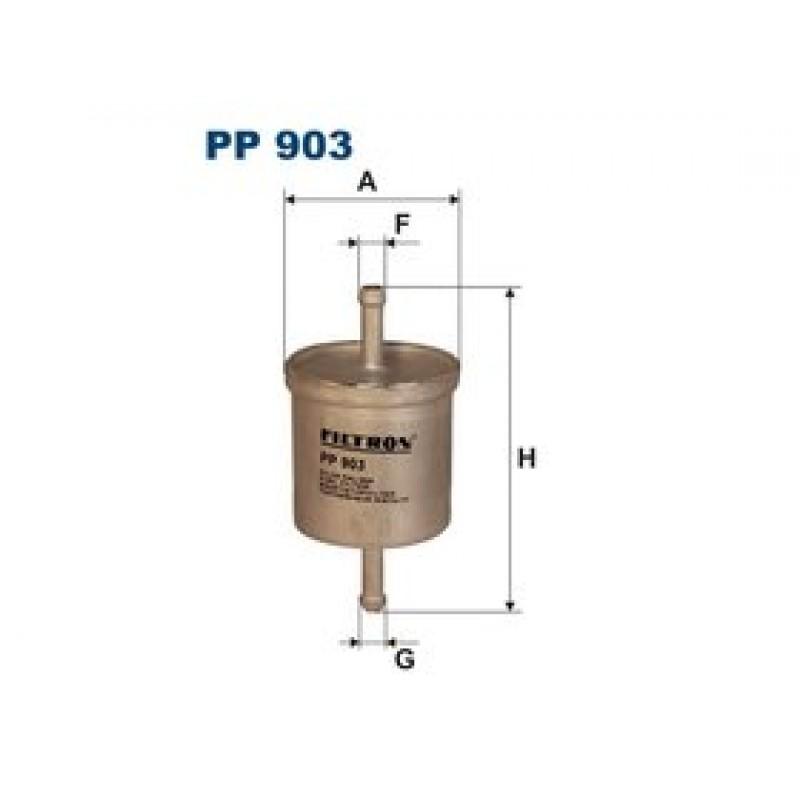 Palivový filter Filtron PP903